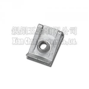 U-Type Wide Plate Nuts(Screw Type)